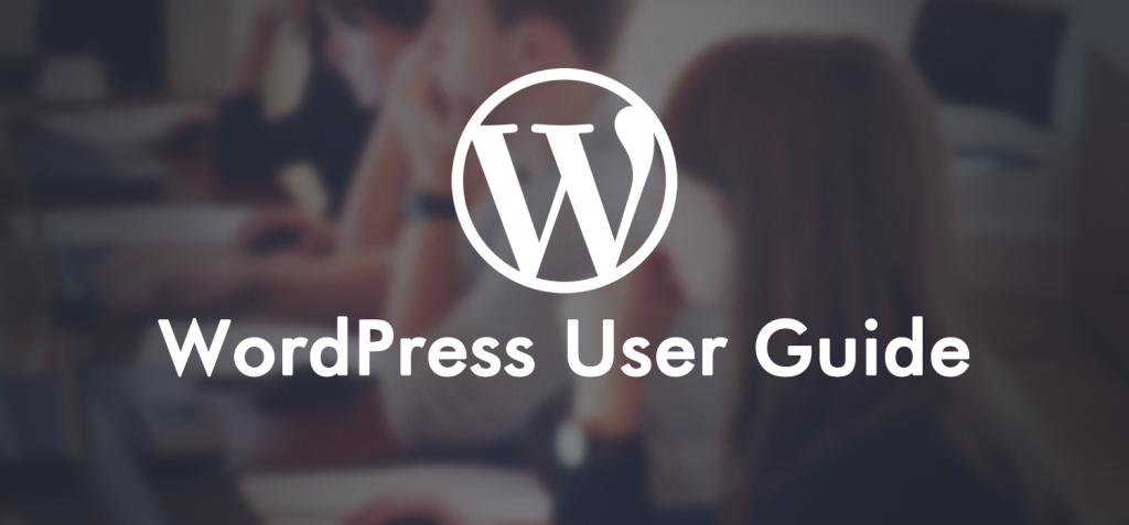 WordPress User Guide