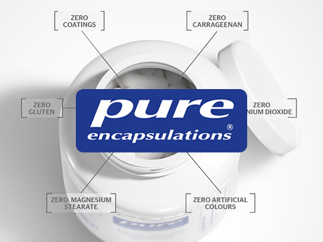 Pure Encapsulations Website